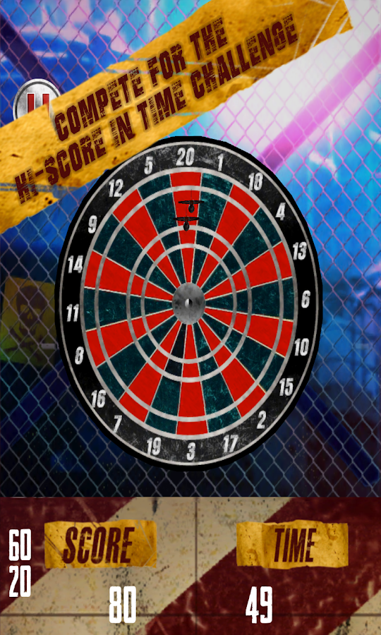 Darts Ultimate- screenshot