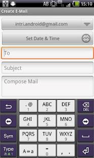 玩免費通訊APP|下載Timer Gmail Free app不用錢|硬是要APP