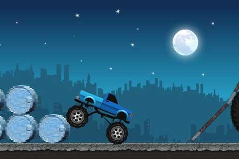 Monster Truck Stunt (Free) - screenshot