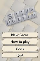 Screenshot of Slide This Puzzle FREE
