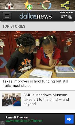 Dallas News :Dallas Newspapers