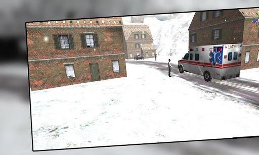救护车 911 救援模拟器
