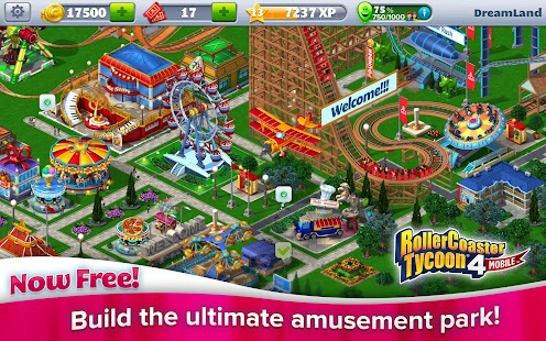 RollerCoaster Tycoon® 4 Mobile Screenshot 22
