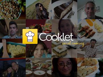 Cooklet for tablets Screenshot 1