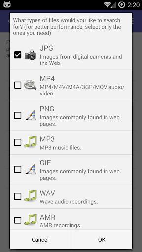 DiskDigger photo recovery 1.0-2018-01-03 screenshots 6