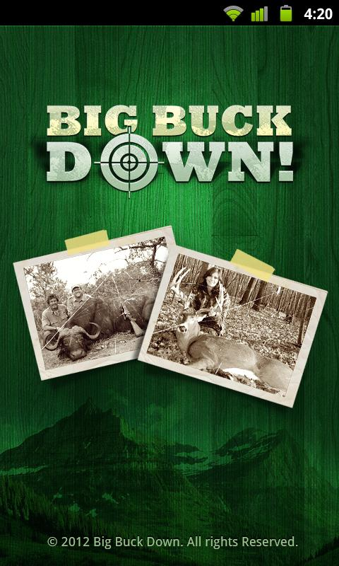 BigBuckDown! - screenshot