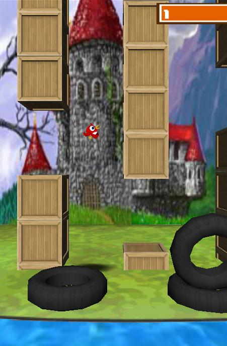 Floppy Bird 3D - screenshot