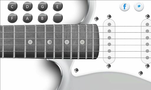 Unreal Guitar