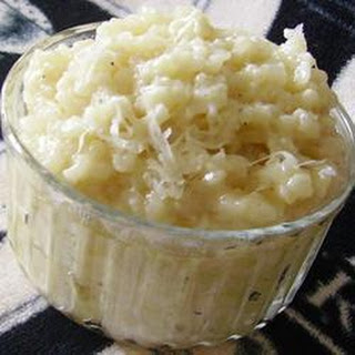 Slow Cooker Parmesan Risotto Recipe