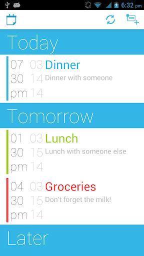 Simple Tasks