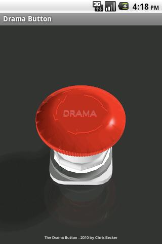 The Drama Button - screenshot
