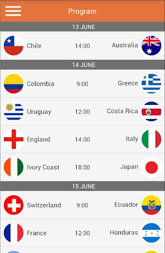 【免費娛樂App】De WK 2014 App-APP點子