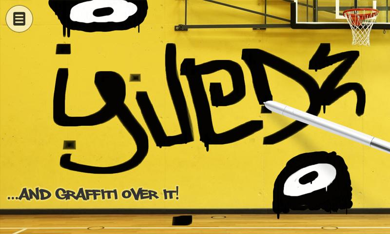 Graffit It - graffiti anywhere- screenshot