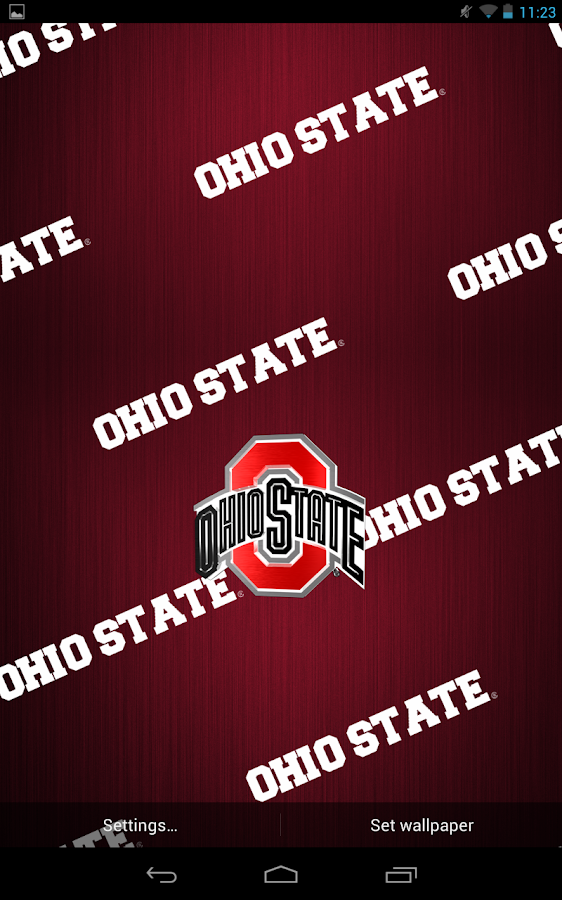 Ohio State Live Wallpaper HD - screenshot