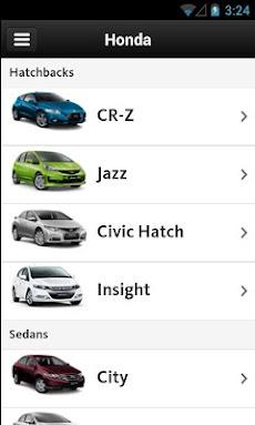Honda Australia iShowroomのおすすめ画像2