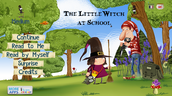 The Little Witch at Scho… Free- screenshot thumbnail