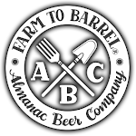Logo of Almanac Farm To Barrel - Farmers Reserve Blueberry