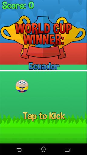 Flappy Cup Winner Ecuador