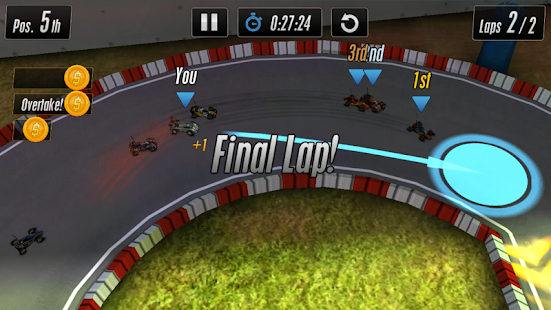 Touch Racing 2 Screenshot 7