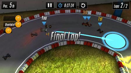 Touch Racing 2 1.4.1.2 screenshot 38086