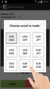 Social Trading- screenshot thumbnail