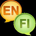 English Finnish dictionary icon