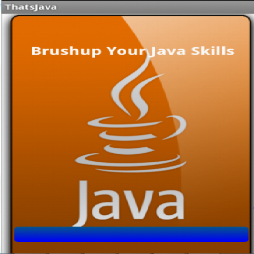 ThatsJava2- screenshot