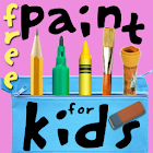 Paint for Kids Free icon