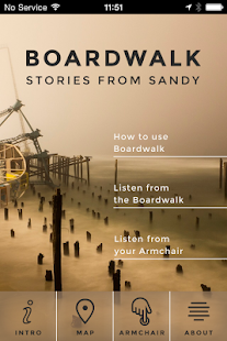 Boardwalk Stories from Sandy- screenshot thumbnail