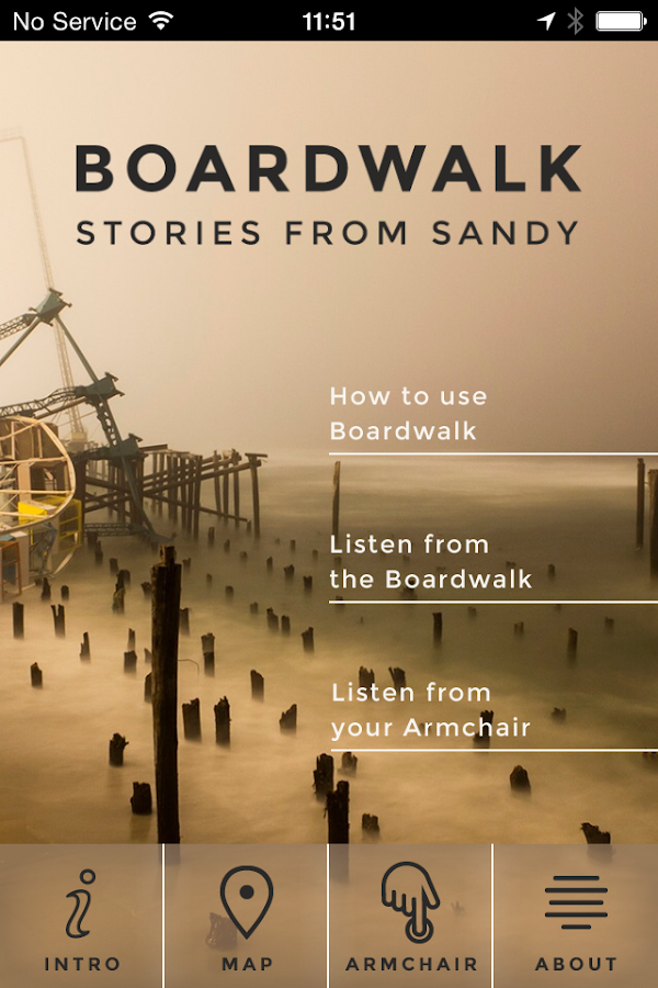 Boardwalk Stories from Sandy- screenshot