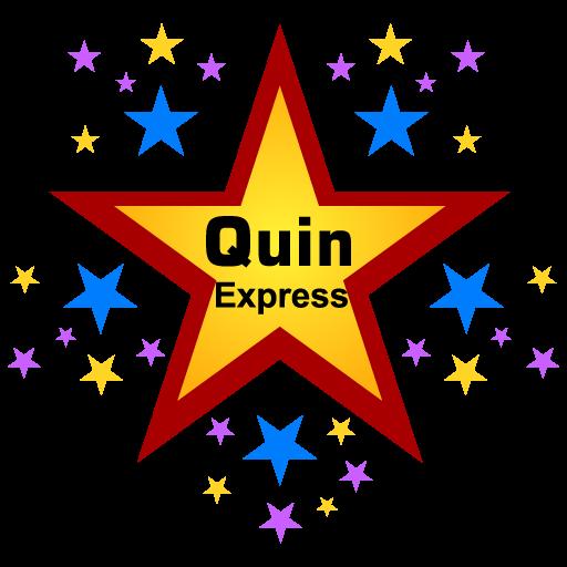 quin express LOGO-APP點子