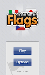 A Game of Flags - screenshot thumbnail