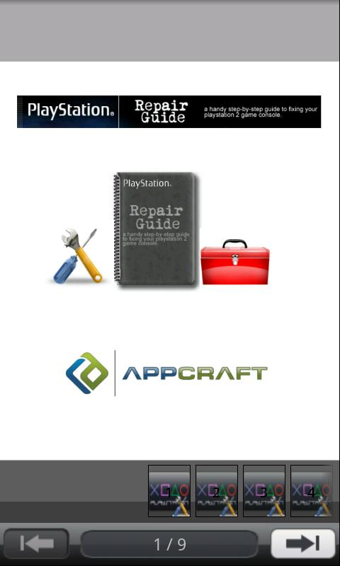 download the playstation 2 repair guide android apps on