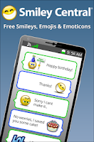 Screenshot of Smiley Central Emojis