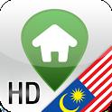 iProperty.com Malaysia Tablet logo