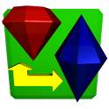 Space Jewels 3D icon