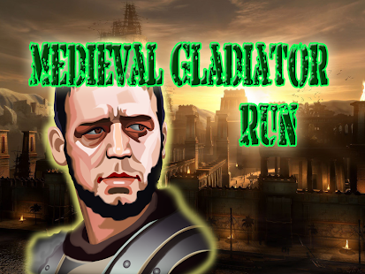 Medieval Gladiator Glory Run - screenshot thumbnail