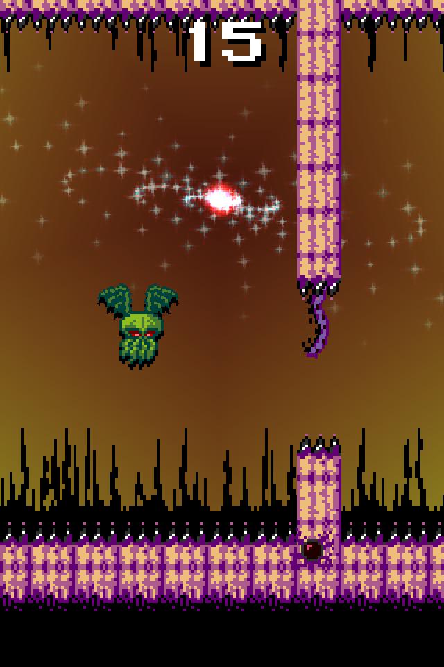 FlapThulhu screenshot #3
