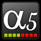 Alphabet 5 | Free Game