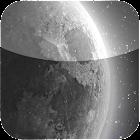 HD牆上的月亮發光 icon