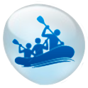 Rafting Slovenia icon