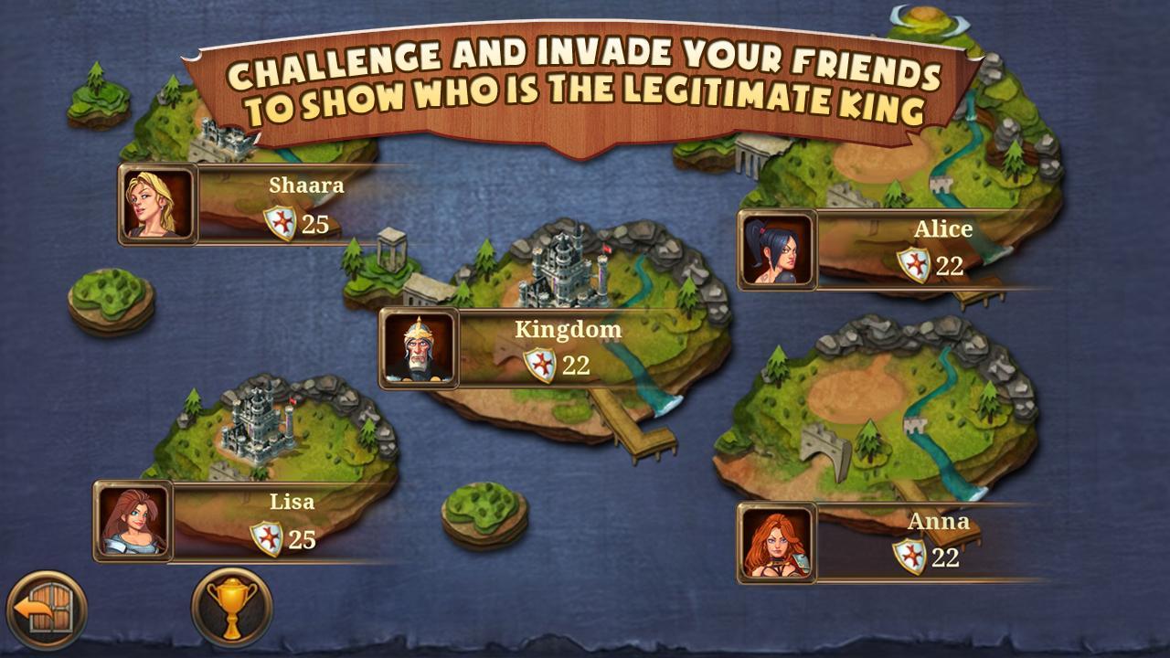 Kingdoms & Lords screenshot #3