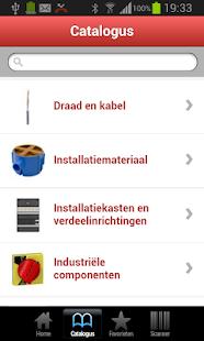 Conelgro Mobile - screenshot thumbnail