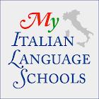 My Italian Language Schools icon