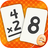 Multiplication Flashcard Match