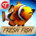 Fresh Fish Live Wallpaper icon