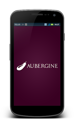 Aubergine: Shopping list