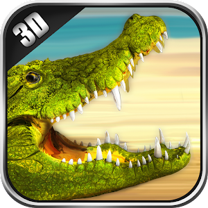 Angry Crocodile Simulator 3D for PC and MAC