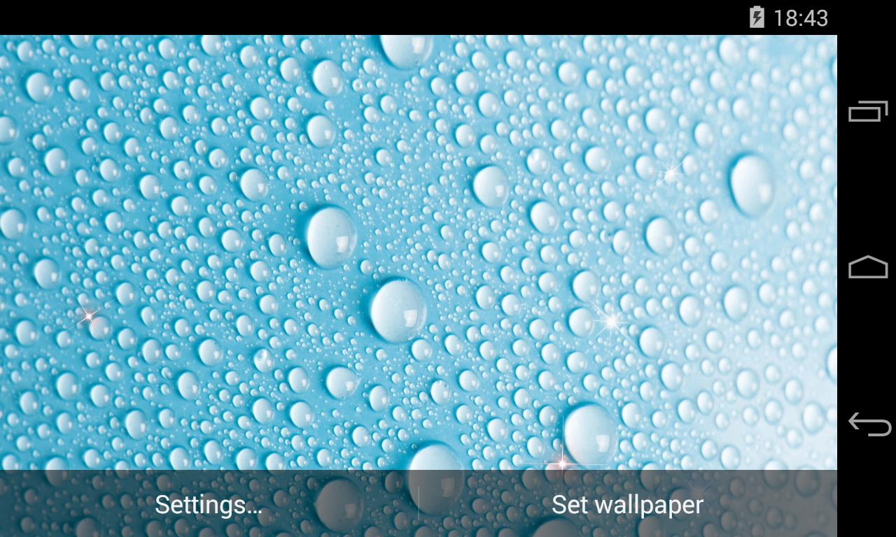 water live wallpaper simulates - photo #37