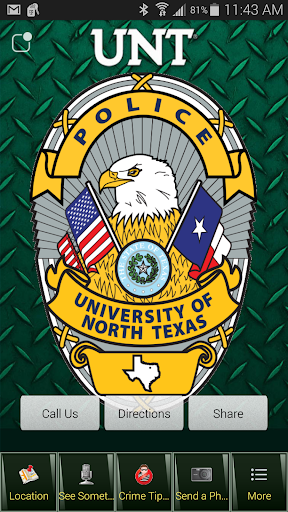 UNT Police Department